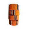 Stand together bracelet orange maasai