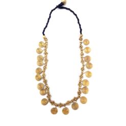 Halskette , necklace Dokra