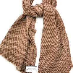 Sonam cashmere scarf, kaschmirschal Sonam aus Nepal