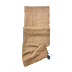 Yeshe Kaschmirschal camel cashmere scarf from nepal