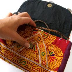 Clutch feminist, handtasche, handgemacht,einzigartig, einzelteil, handgemacht
