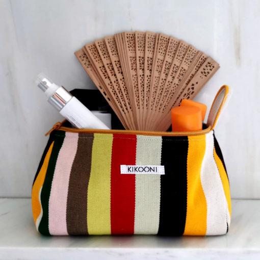 """handgewebte Kosmetiktasche """" Alegria"""" aus Guatemala"""