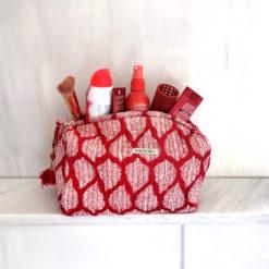 Kosmetiktasche_Tamani_blockprint_Cosmeticbag
