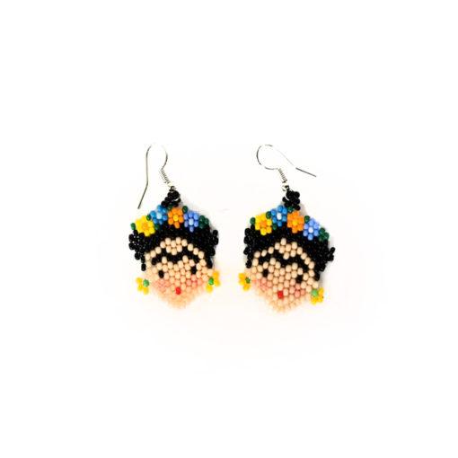 Fria earrings , ohrringe gelb