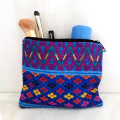 """handgefertigtes Täschchen """"MAre Azul"""" aus Guatemala"""